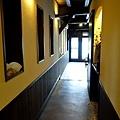 12「蔵」進入後走廊