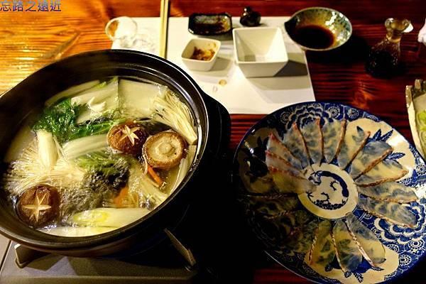 42「蔵」晚餐-鍋物