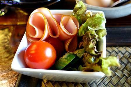 47「蔵」早餐-生菜