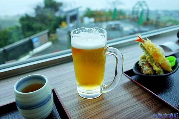 35天橋立景觀餐廳啤酒.jpg