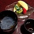 63河津石田屋晚餐甜點葛粉.jpg