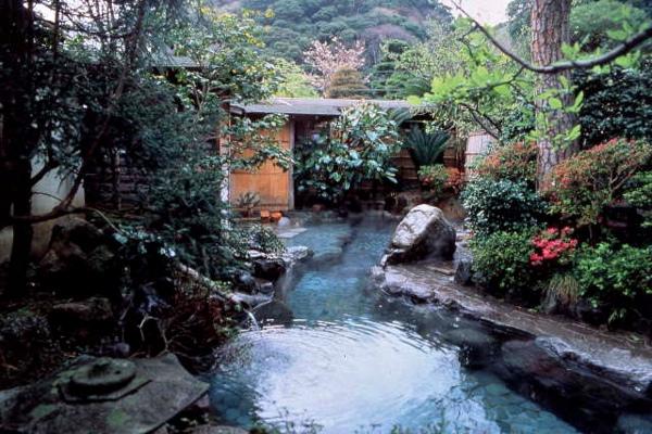 石田屋露天浴場