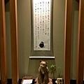 10渡月莊金龍宙電梯口雕像福貓-1.jpg