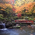宙SORA庭園秋景