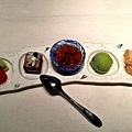 54宙SORA晚餐甜點