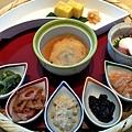 56早餐竹籠小菜