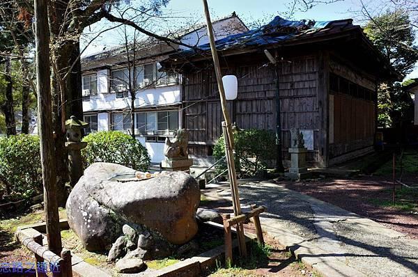 34日枝神社手水處.jpg