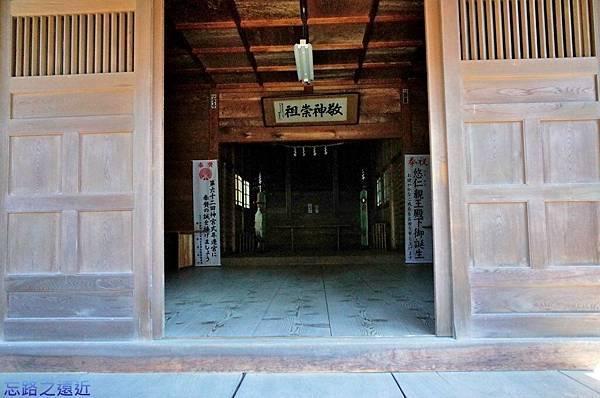 37日枝神社本堂內.jpg