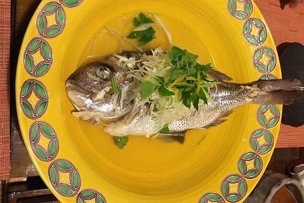 88枇杷晚餐贈送大鯛