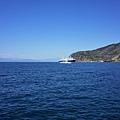 13土肥港Ferry入港-1