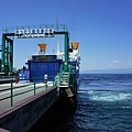 16土肥港Ferry靠港