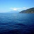 28土肥港Ferry望富士山-2
