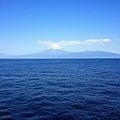 29土肥港Ferry望富士山-3