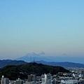 16靜岡世紀酒店房間眺望富士山-黃昏.jpg