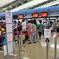 1關西空港捷星check-in