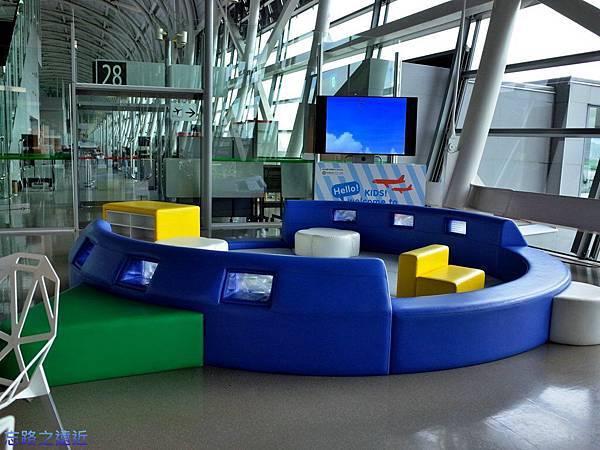 9關西空港兒童區