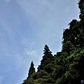 47川湯溫泉大塔川畔泡自掘風呂望天.jpg