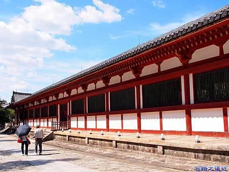 7東大寺中門圍牆.jpg