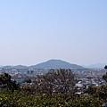 29彥根城天守閣廣場望市區.jpg