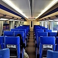 13近鉄特急列車一般車廂