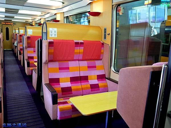 14近鉄上本町特級列車沙龍車廂