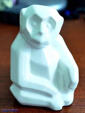 49伊勢神宮外宮之干支猴年塑像