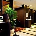 27Richmond Hotel 納屋橋電梯公用電腦