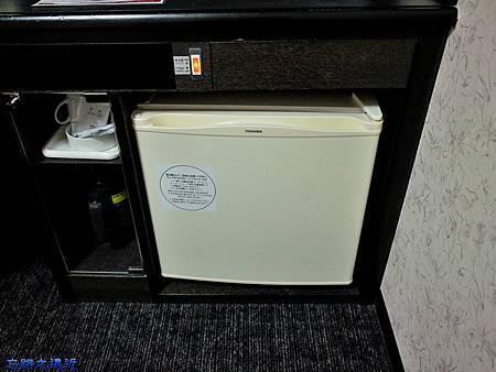 38Richmond Hotel 納屋橋房內冰箱