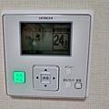 40Richmond Hotel 納屋橋房內冷氣控制器