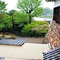 17犬山城天守閣一樓往外.jpg