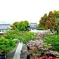 19犬山城天守閣一樓望庭園.jpg