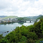 37犬山城七曲門亭台望木曾川.jpg