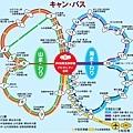 49加賀溫泉CAN BUS 路線圖
