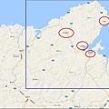 丹後半島地圖