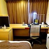 12武藏小杉Richmond Hotel 房間擺設.jpg