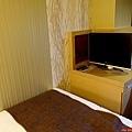 14武藏小杉Richmond Hotel 電視.jpg