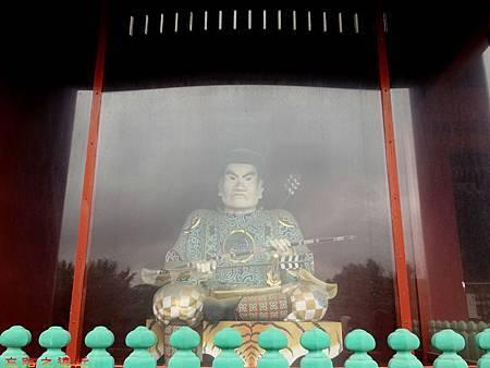 26鶴岡八幡宮左門神.jpg