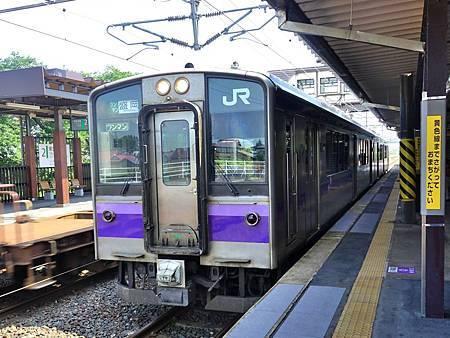 47東北本線普通列車