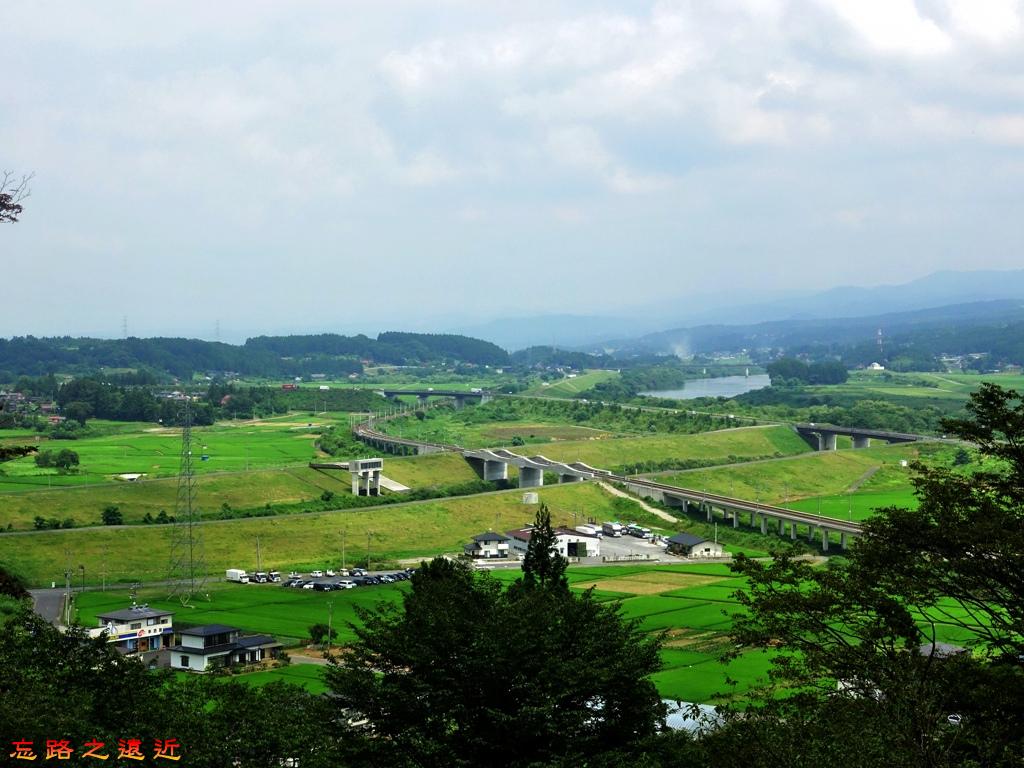 6中尊寺弁慶堂眺望景色.jpg