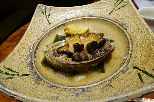 41游泉晚餐燒物鮑魚-2.jpg