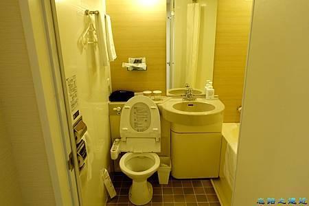 14青森Richmond Hote房間浴廁.jpg
