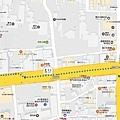 青森睡魔季-Richmond Hotel 地圖