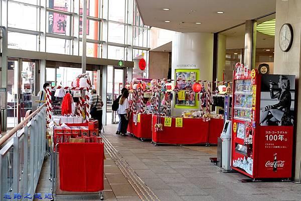 2青森AUGA百貨賣睡魔祭物品.jpg