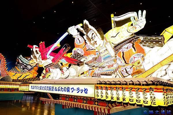 8入口大型睡魔祭燈籠-2.jpg