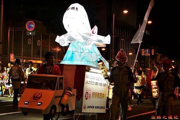 2016青森睡魔祭67日本航空小燈籠.jpg