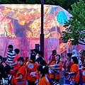 11弘前市立觀光館前廣場睡魔祭燈籠防雨罩.jpg