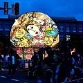 30弘前睡魔祭みなみ幼稚園燈籠-小型扇.jpg