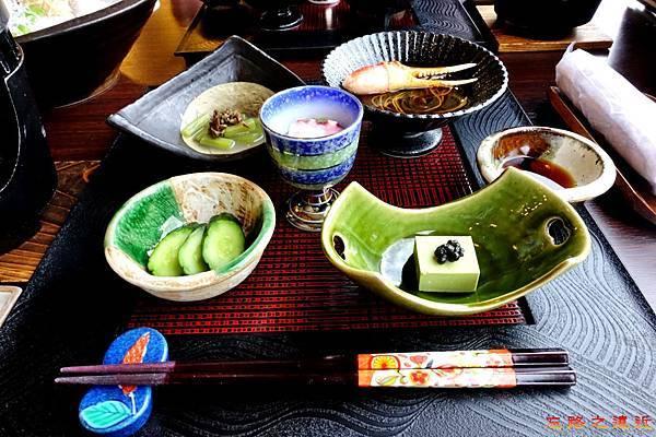 40城倉旅館晚餐-前菜.jpg