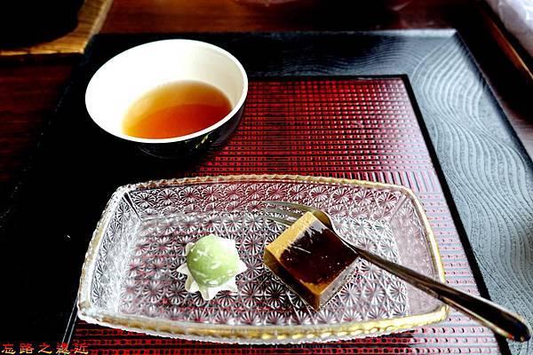 46城倉旅館晚餐-甜點.jpg