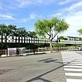 21秋田天橋下往千秋公園.jpg